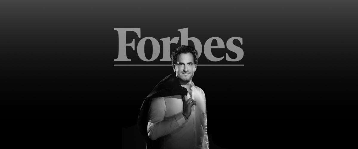 John Banner, classé personnalité influente Tech 2019 par le Magazine Forbes France